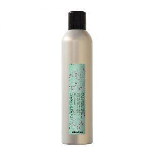 Gôm xịt tóc Davines Strong Hairspray - 400ml