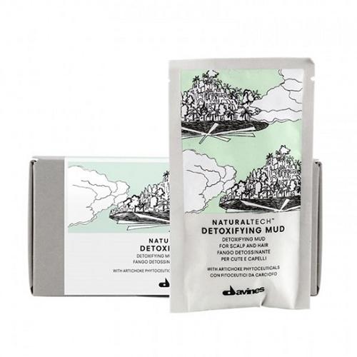 Kem ủ Davines Detoxifying Mud - 6x50ml