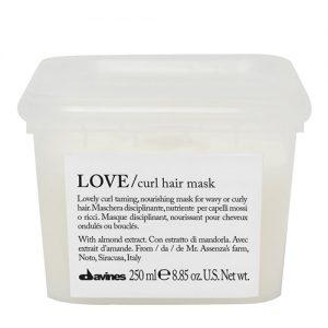 Kem ủ tóc Davines Love Curl Hair Mask - 250ml