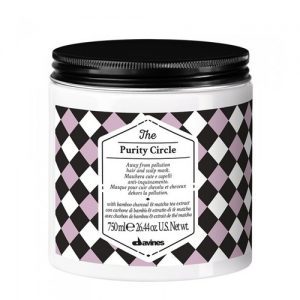 Kem ủ tóc Davines The Purity Circle - 1000ml