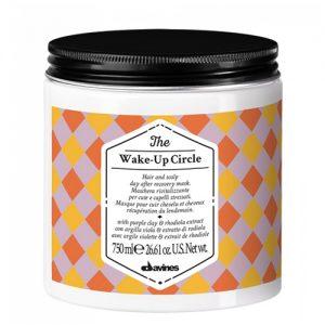 Kem ủ tóc Davines The Wake-up Circle - 750ml