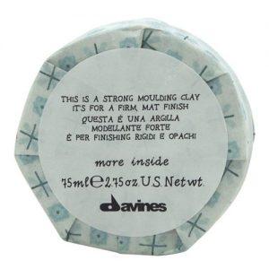 Sáp vuốt tóc Davines Strong Moulding Clay - 75ml