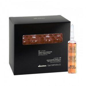 Tinh chất dưỡng tóc Davines Oi Lotion - 12x13ml