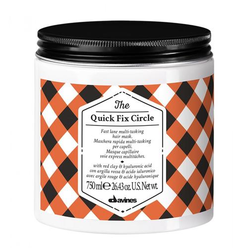 Ủ tóc Davines The Quick Fix Circle - 750ml