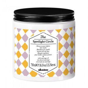 Ủ tóc Davines The Spotlight Circle - 750ml